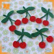 hot selling crochet flower crowns for sale fabric headband with rhinestone baby hair accessories flower