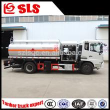 Small Sinotruk 4*2 Howo 10000 liters aircraft refueller truck