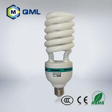 cfl full spiral half spiral 2U 3U 4U energy saving lamp bulb 3C CE ROHS