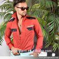 excelente qualidade de mais barato novo modelo da camisa do homem