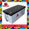 Luminous 12V 200ah VRLA/ AGM Sealed maintenance Free batteries