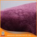 grosso couro de peles de lã de ovelha de baixo preço