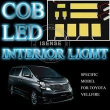 LED Interior Light New Style COB Light Kit for Toyota Vellfire Accessories