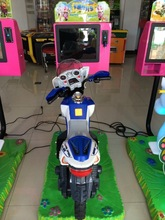 2014 Hot sales coin operated kids arcade simulator motorcycle