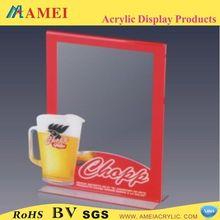 2015 Hot Acrylic Holder, Acrylic Menu Holder, A4 Acrylic holder