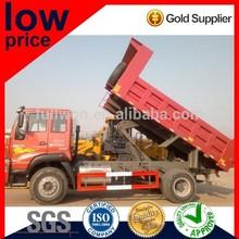Quality LOW PRICE Sinotruk C5B medium tipper truck