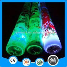 stock colorful led concert foam stick