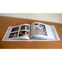 new hardcover photo album book design