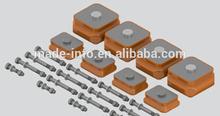 10QK370 Mack pièces Suspension supérieur isolant petit