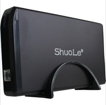 USB 2.0 SATA & IDE External 3.5 inch HDD Enclosure Hard Disk Protection Case