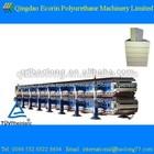 polyurethane sandwish panel production line / continuous pu sandwich panel production line