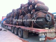 dock rubber marine fender floating fender from China