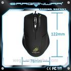 Dragon War Dragunov wired Professional Ergonomic 3200dpi Gaming Mouse
