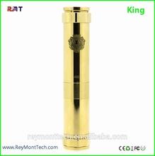 2014 Hot pack king mechanical mod king mod e cigarette king 2 mod