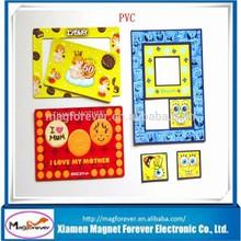 Magnetic Mini Photo Frame Fridge Magnet Sheet