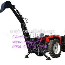 Mayjoy piccolo tipo terne idraulico/idraulico escavatore trattore per azienda& Costruzioni lavoro operativo