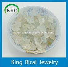 hot sale rough natural white topaz stone