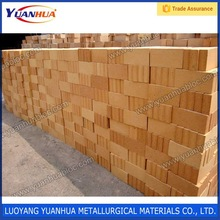 High Alumina Refractory Clay Brick with 1750 C Rfractoriness