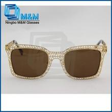 Hot Sale New Style 2014 Fashion Sunglasses China Ningbo M&M Glasses Metal Frame