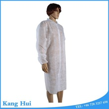 2014 New Product One Time Surgical Doctor Lab Coat