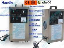 ozone generator air sterilizer removing bad odors.pet smell.airborne particals.smoking.car