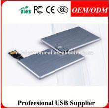 credit card usb pen drive 8gb ,custom logo is optional