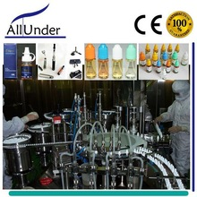 e cigarette liquid filling capping machine