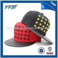 aceitar paypal patch de couro personalizado logotipo chapéus snapback atacado
