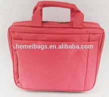 Custom Lady Laptop Bag with Padded Laptop Sleeve inside