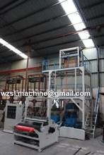 Plastic film blowing machine price/blown film extrusion machine/film machine