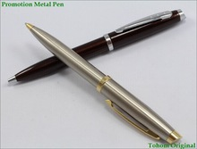 Promotional high quality heavy copper pen/metal pen