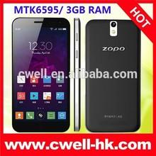 ZOPO ZP999 Pro 5.5 inch FHD screen 3GB RAM Octa Core MTK6595 Smart Phone