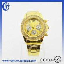 22k gold watch watch men luxury small quantity gold watch
