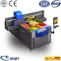 High stability outdoor UV plotter/Inkjet printer