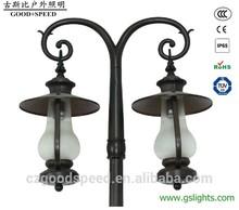 GSB G10 European style Aluminium high quality outdoor light/garden lamp/light