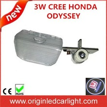China Supplier Directly Offer 3W For HONDA ODYSSEY Wireless Led Door Courtesy Light With Car Logo