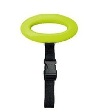 Small portable baggage travel scale tape measure luggage hanging weight bag