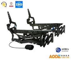 AD5114M manual link recliner sofa mechanism suit for family cinema