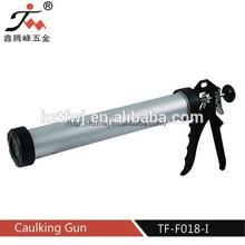 hangzhou sausage caulking gun/soft silicone tube