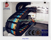 Supply Igus nylon cable carrier for cnc machine