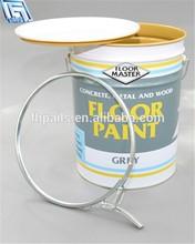 European standard chemical metal pail