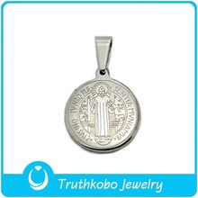 F-P0163 Catholic religious Gifts St Arch Angel Saint Michael Archangel Patron Medal Charm Pendant