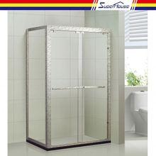 in fibra di vetro doccia custodie con di alta qualità in vetro temperato