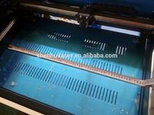 Chapa de madera / sheet máquina de grabado láser y grabador láser agente / distribuidor