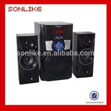 hot sale 2.1 channel multimedia speaker system