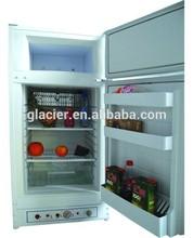 XCD-240 Top-freezer 220V110V 12V Gas Household Fridge / Refrigerator