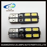 Car Rear Fog Light 2W T10 5730 4SMD Canbus Error Free Led Lamp
