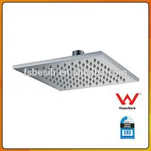 8 inch australian standard shower head, water saving bathroom accessory ARB1067