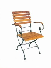 High quality cheap outdoor metal table and chairs for sale