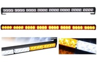 led strobe light/led traffic advisor light bar/advising emergency vehicle directional warning strobe light barKD86K